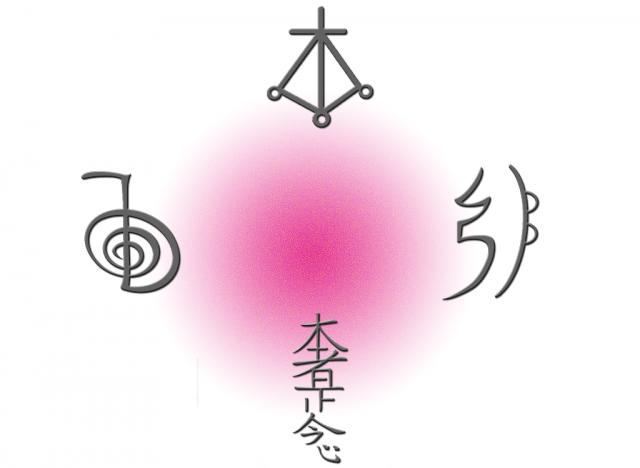 Символы рейки для исполнения желаний